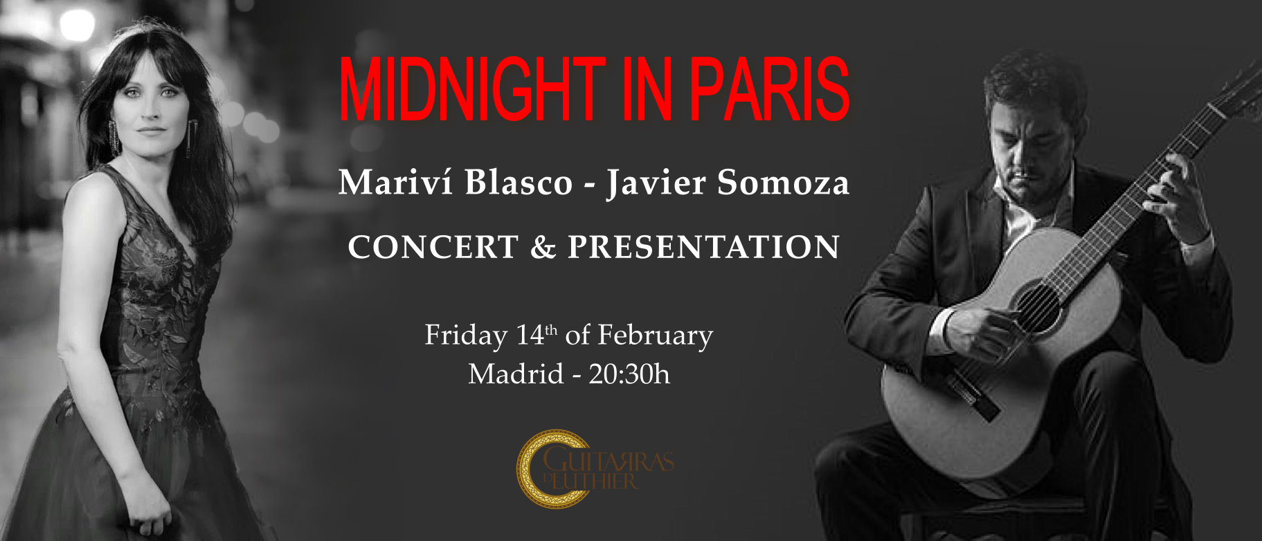 Midnight in Paris Concert